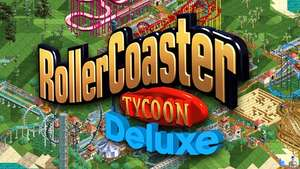 (Steam PC) RollerCoaster Tycoon: Deluxe 95p | SimCity 4 Deluxe Edition 99p | Deus Ex: GOTY 69p @ Fanatical