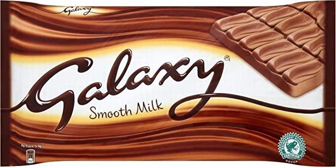 Galaxy Chocolate bar 360g £1.99 @ Spar (Barnton)