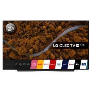"LG OLED 65"" OLED65CX5LB 5 Years Warranty plus FN4 Headphones £170910 delivered @ Mark's Electrical"