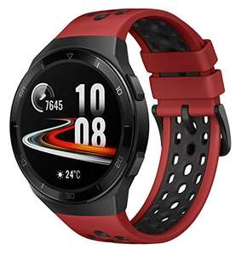 Huawei Watch GT 2e Music Playback, 5 ATM Lava Red - £84.65 + 5 Euro Amazon Voucher (UK Mainland) @ Amazon Germany