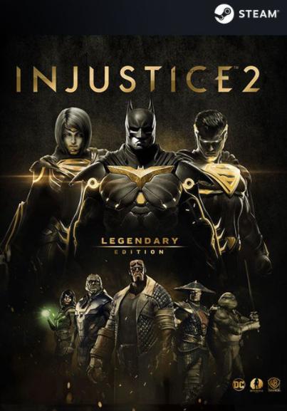 [Steam] Injustice 2 Legendary Edition (PC) - £4.49 @ CDKeys
