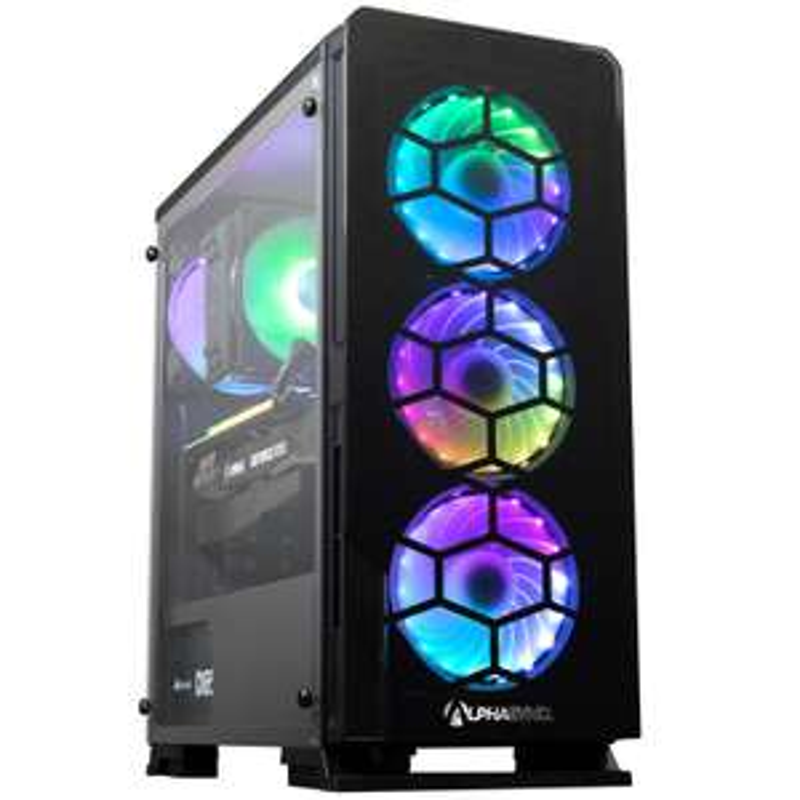 AlphaSync RTX 3070 Ryzen 7 16GB RAM 1TB HDD 500GB SSD Gaming Desktop PC £1199.99 @ Ebuyer