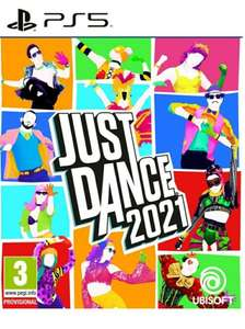 Just Dance 2021 (PS5) £25.95 @ The Game Collection