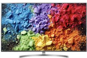 LG 55SK8100PLA ( Ex-Display ) 55 Inch Smart Ultra HD 4K TV with webOS & Freeview HD £419 @ RGB Direct