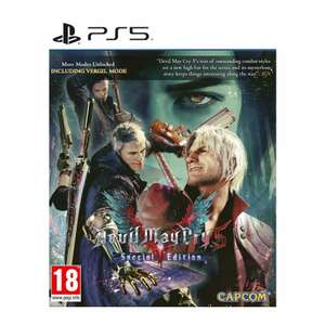 Devil May Cry 5 Special Edition (PS5) - £18.95 using code @The Game Collection