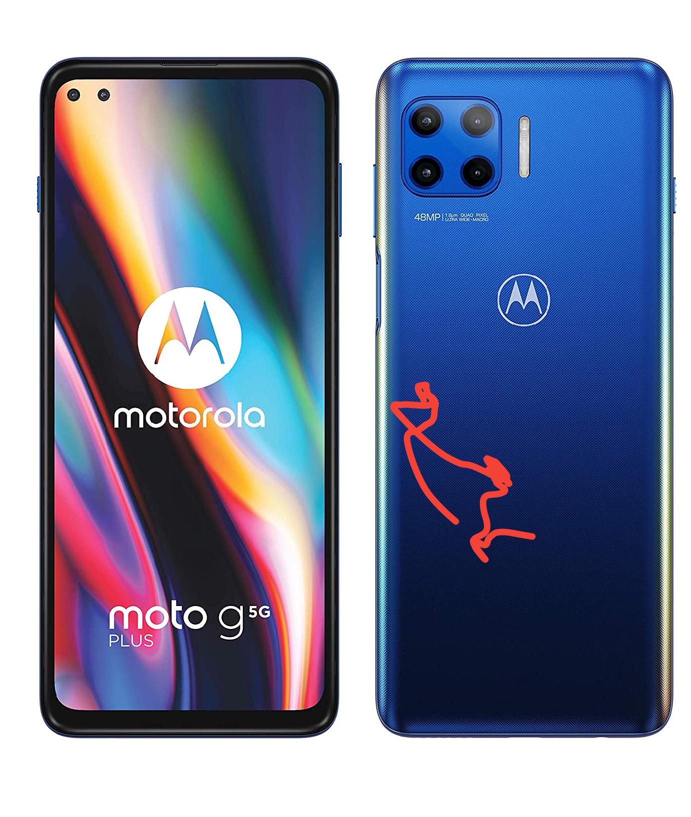 Moto g 5g plus 6gb ram 128gb £279.99 @ Motorola