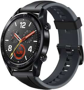 """Huawei Watch GT 1.39"""" AMOLED Touchscreen GPS Smartwatch with HR Monitor - £69.99 delivered @ dsg_outlet / eBay"""