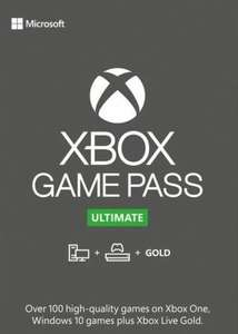 Xbox Game Pass Ultimate - 7 Days 0.94/1 Month £2.54/2 Months £5.10/3 Months £7.66 @ Eneba/SlikkneSs