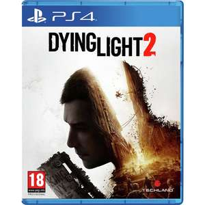 Dying Light 2 PRE-ORDER (PS4) (X-BOX) - £38.90 delivered using code @ The Game Collection