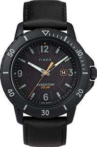 Timex Expedition Gallatin Solar 44mm watch - £42.22 delivered @ Amazon