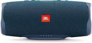 JBL Charge 4 Portable Bluetooth Speaker and Power Bank with Rechargeable Battery, Waterproof, Blue - £99 @ Amazon