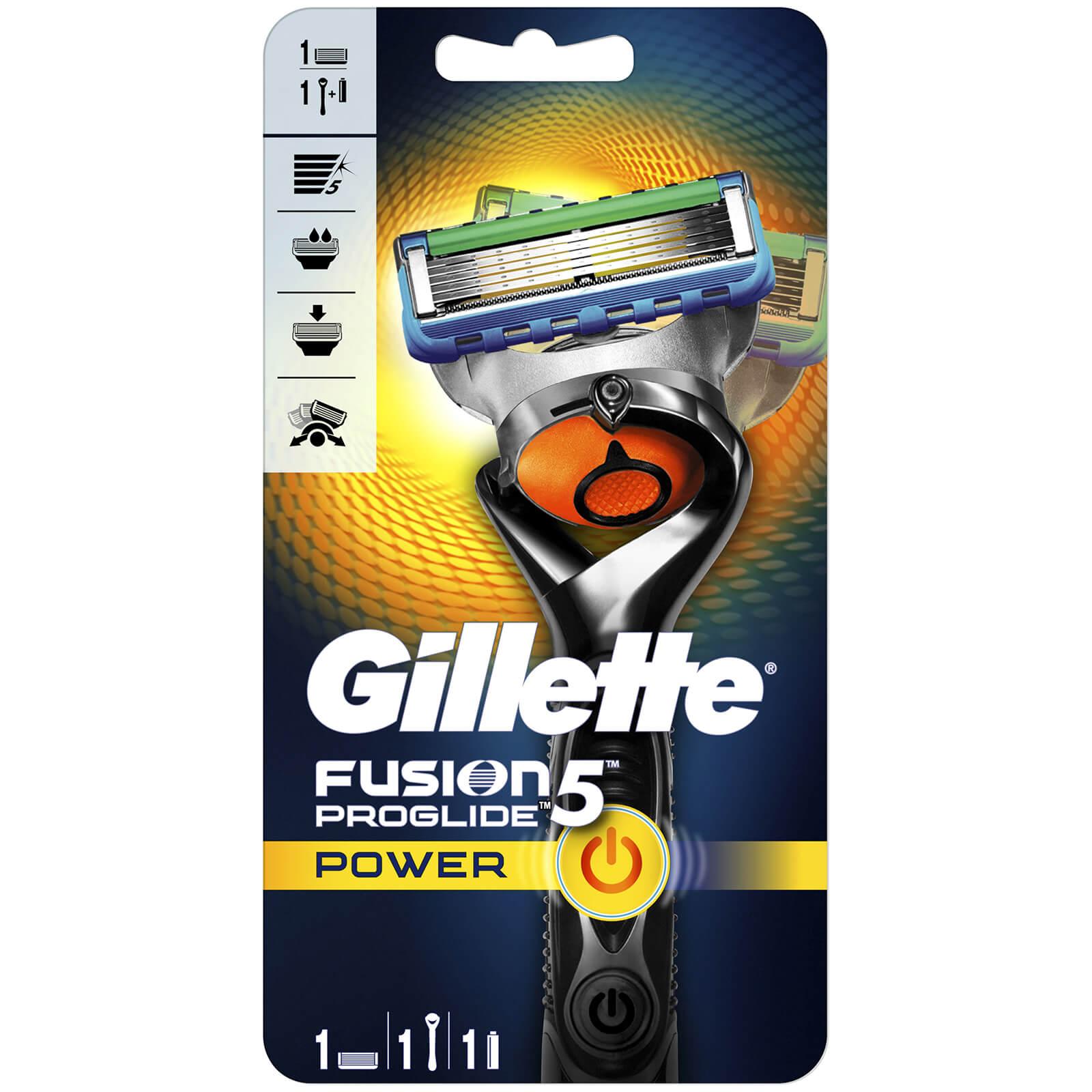 Gillette fusion 5 proglide power - £4.50 instore @ Wilko, West Yorkshire