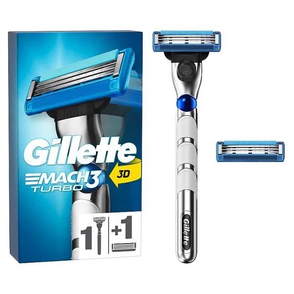Gillete Match 3 Turbo Razor - £2.25 instore only @ Wilko, Dewsbury