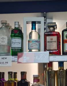 Tobermory Gin 70cl - £26 instore @ Keystore Letham, Angus, Scotland