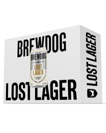 BrewDog - Lost Lager (48x Can) £39.95 delivered @ BrewDog - Mainland UK only / £18 Northern Ireland