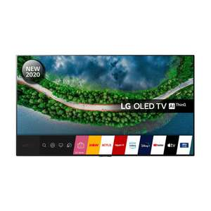 LG OLED65GX6LA (2020) OLED HDR 4K Ultra HD Smart TV 65 inch + Free LG Tone HBS-FN4 Earphones - £2,099 delivered @ Sevenoaks Sound and Vision