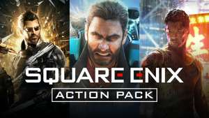 [PC] Square Enix Action Pack: Just Cause 3: XXL Edition + Deus Ex: Mankind Divided + Sleeping Dogs: Definitive Edition - £8.19 @ Fanatical