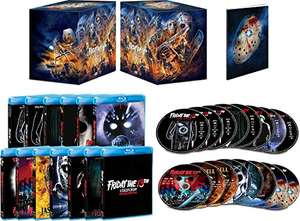 Rare Friday The 13th Collection Deluxe Edition Blu-Ray Boxset Scream Factory - £102.11 @ Amazon - Dispatched from and sold by Amazon US