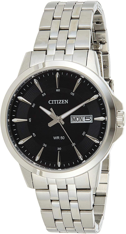 Citizen 32001463 Men's Watch Analogue Quartz Stainless Steel Watch - £63.98 @ Amazon