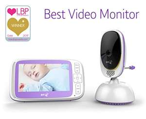 BT Video Baby Monitor 6000 £108 @ Amazon (use code)