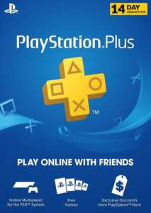 Playstation Plus (PS ) - 14 Day Trial Subscription (UK) 99p at CDKeys - New accounts only