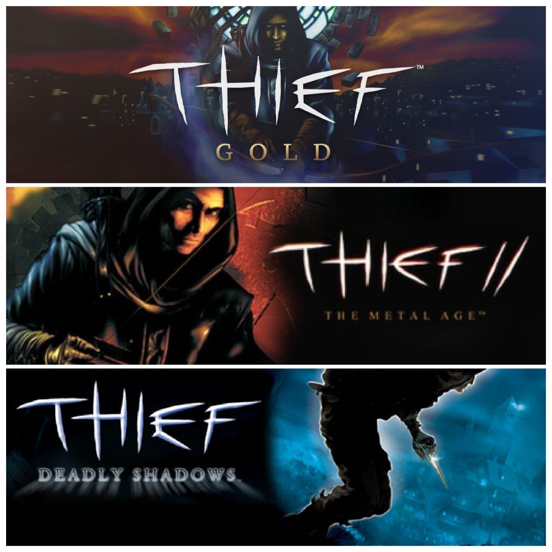 [PC] Thief Gold, Thief 2: The Metal Age & Thief 3: Deadly Shadows - £1.67 @ GOG