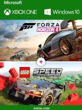Forza Horizon 4 + Lego Speed Champions EXPANSION;: Xbox One/PC £22.99 @ CDKeys