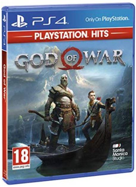 God of War - PlayStation Hits (PS4) £9.85 delivered @ Base