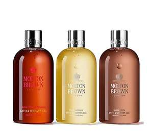 Molton Brown 3 Piece Bathing Collection 300ml £36.96 + £3.95 at QVC