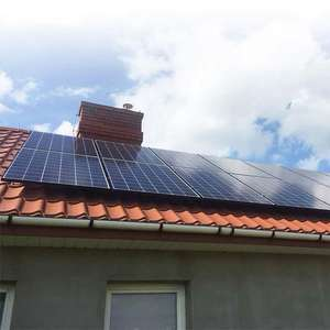 Eonenergy 8-panel 2.6Kw solar panel system fitted with warranty + interest free payments - from £3,995 @ EON
