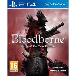 Bloodborne - Game of the Year Edition (PS4) - £18.95 @ The Game Collection