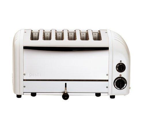 Dualit 6 slice toaster in white - £173.40 @ Amazon