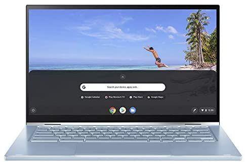"""ASUS Flip C433 14"""" 2 in 1 Chromebook - Intel® Core™ m3, 64 GB eMMC, £389.99 @ Amazon"""