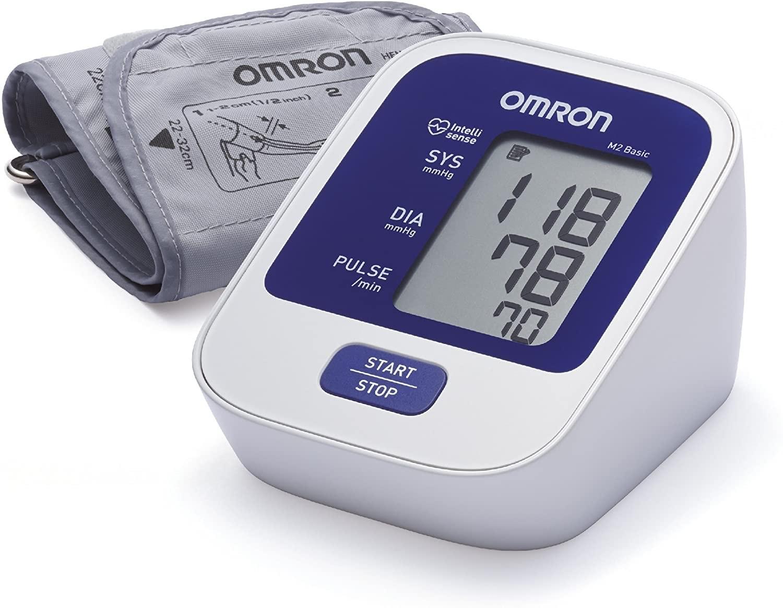 Omron Basic M2 Basic HEM-7120-E Blood Pressure Measuring Device - £24.99 delivered @ Amazon