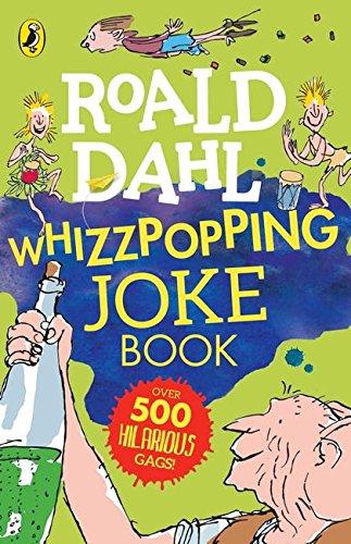 Roald Dahl: Whizzpopping Joke Book (Dahl Fiction) Paperback Book £2 (Prime) + 99p (non Prime) at Amazon
