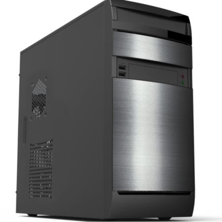 Punch Technology mATX Core i3-10100( UHD Graphics 630), 8GB RAM, 240GB SSD No OS Desktop PC £264.97 at Laptops Direct