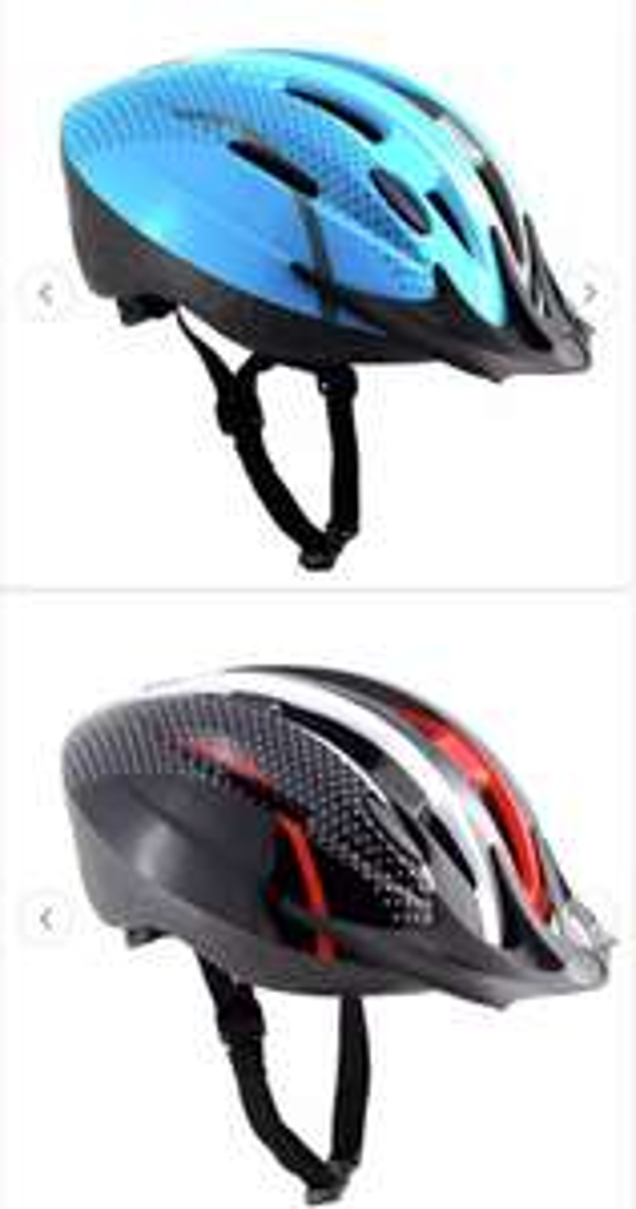Kids Challenge Kids Bike Helmet Now £6.49 Red or Blue Delivery is £3.95 @ Argos