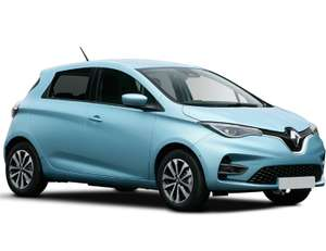 Renault Zoe Hatchback 100KW i GT Line R135 50KWh 5dr 24m Lease (1+23) - 5k miles p/a - £233.71 p/m + £99 fee = £5708 @ LeaseLoco