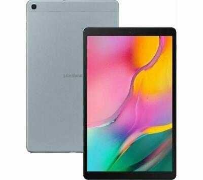 """SAMSUNG Galaxy Tab A 10.1"""" Tablet (2019) 32 GB Silver - DAMAGED BOX £144.28 @ eBay Currys Clearance"""
