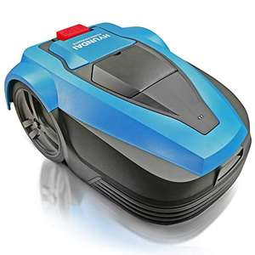 Hyundai Robotic Lawnmower HYRM1000, up to 625m², Ultra Quiet, Charging, Self-Mulching, £448 at Amazon