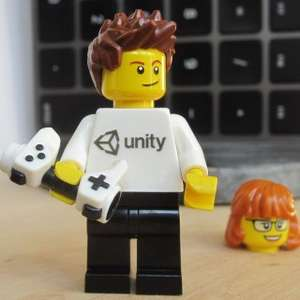 Free Limited Edition Unity LEGO Minifigure with all entries - Build you own LEGO Microgame competition @ Lego Ideas