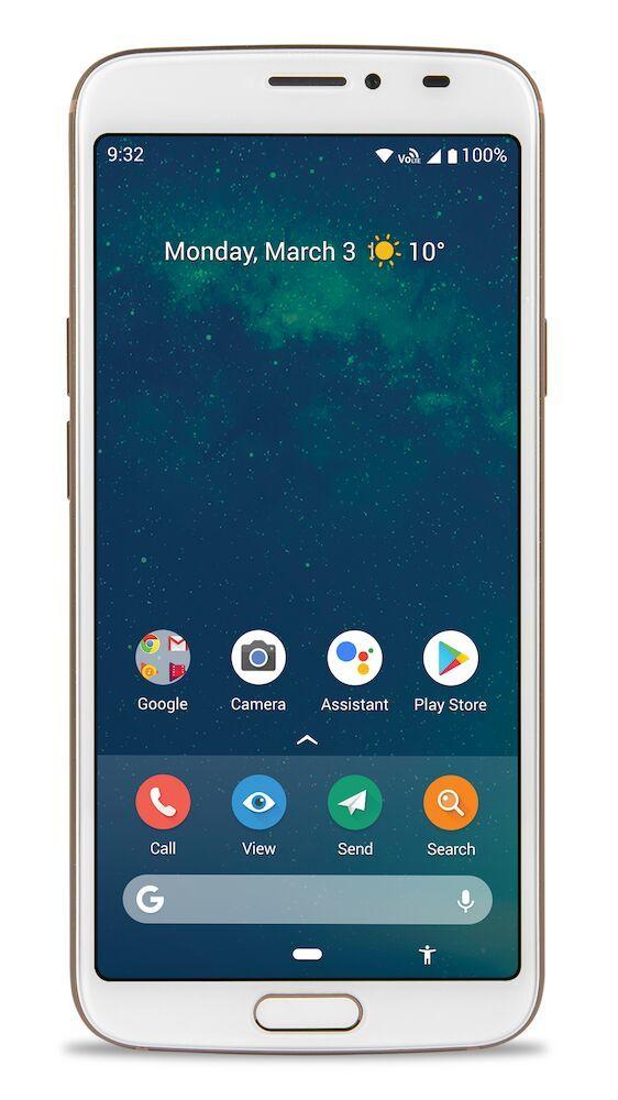 Doro 8080 32GB 4G White 3200 mAh Qualcomm SDM439 - £49.90 Delivered @ ILGS