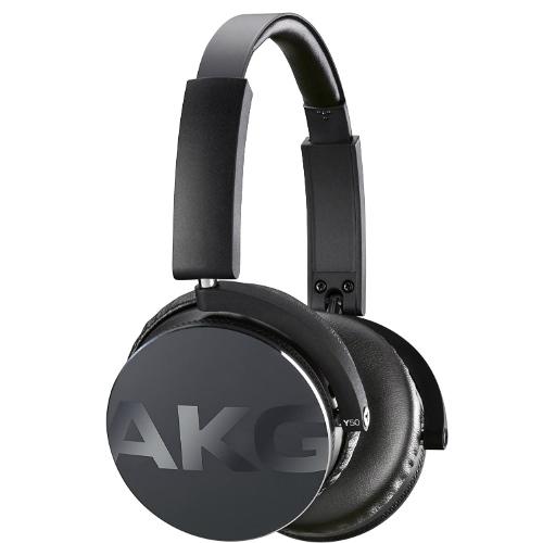AKG Y50 Portable Foldable On-Ear Headphones Earphones £54.99 @ DealMania UK