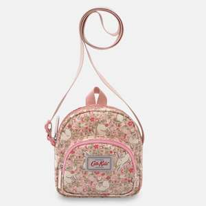 Cath Kidston Jumping Bunnies Kids Micro Backpack £6.40 delivered @ Cath Kidston