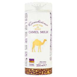 Camelicious Long Life Whole Camel Milk 235ml £2.75 (Min Spend / Delivery Fee Applies) @ Asda