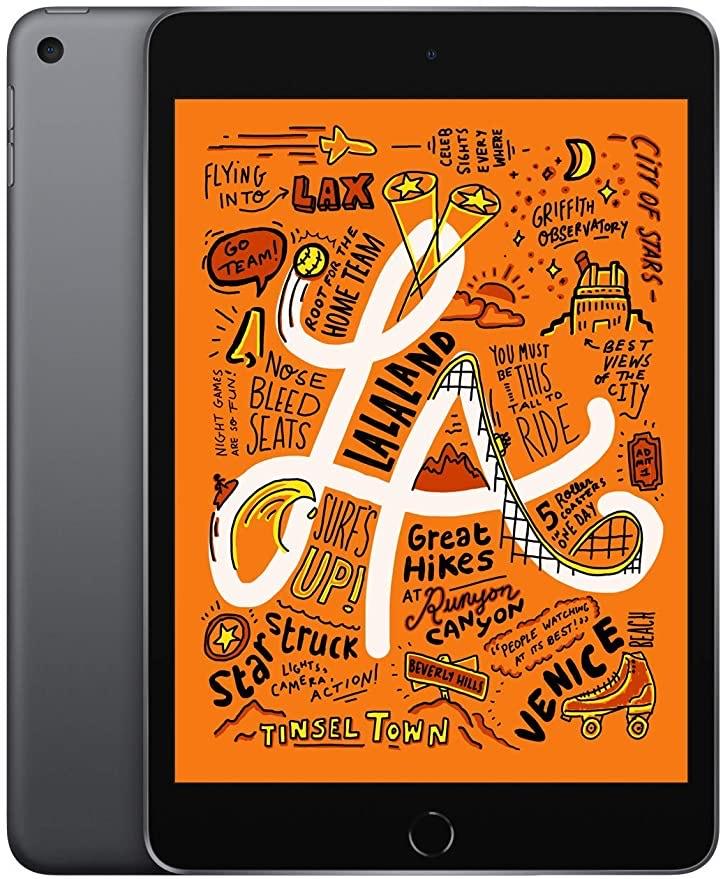 Apple iPad mini (7.9-inch, Wi-Fi, 64GB) - Space Grey £380.58 or £379.97 for Silver @ Amazon