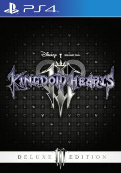 Kingdom Hearts 3 Deluxe Edition (PS4 / Xbox One) £17.99 Delivered @ Square Enix Store