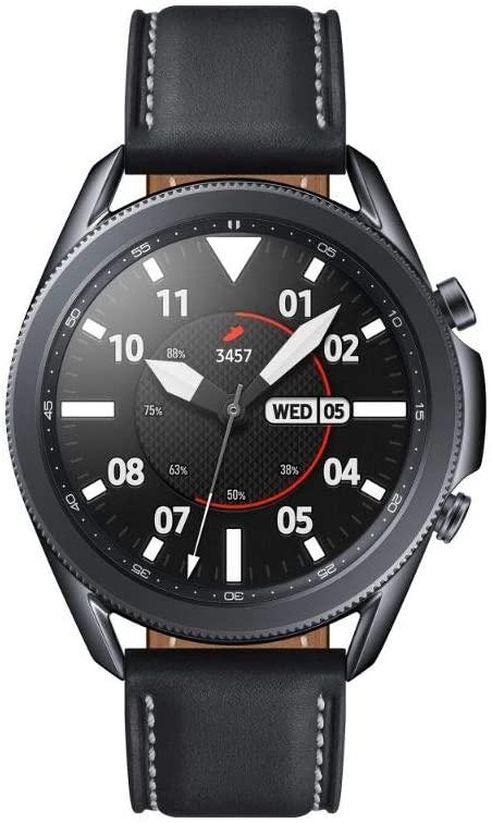 Samsung Galaxy Watch3, Black, round Bluetooth£219.08 delivered (UK Mainland) @ amazon Germany