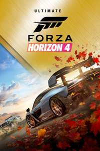 [PC - Xbox One & Series X|S] Forza Horizon 4 – Ultimate-Add-Ons-Bundle - £10.77 Ultimate Edition £27.99 @ Microsoft Store Brazil