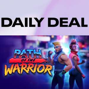 Path of the Warrior £11.99 @ Oculus Store